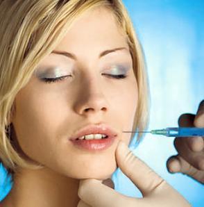 Aplicação de Botox®